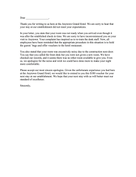 6 Useful Examples of Apology Letters to Customers
